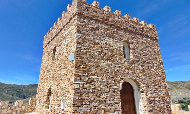 Castle of Lijar (Lijar - Almeria)