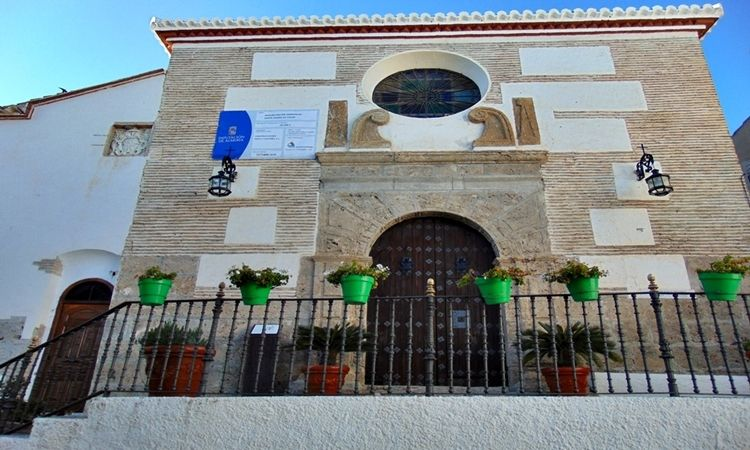 Church of Saint Mary (Lucar - Almeria)