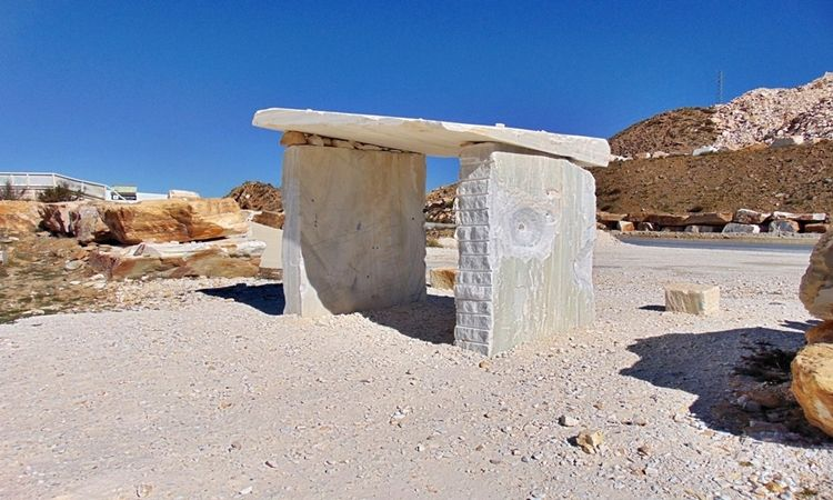 Cosentino Quarry Viewpoint (Macael - Almeria)