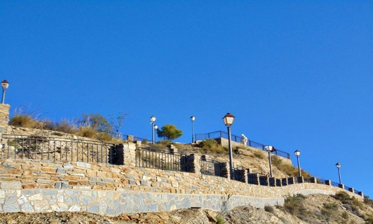 Virgin of the Rosary Viewpoint (Macael - Almeria)