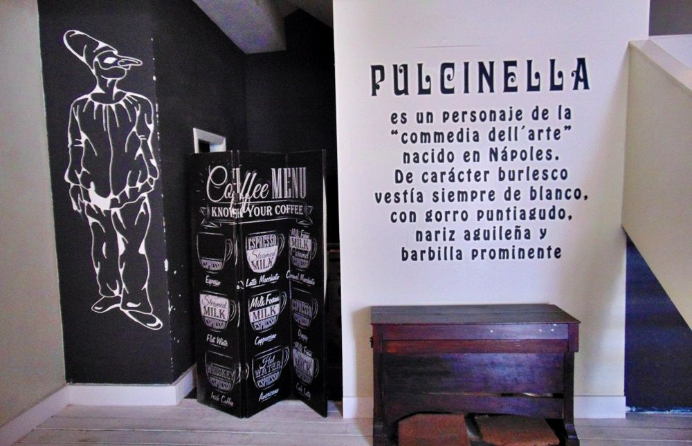 Restaurante Pizzería Pulcinella - Mojácar (Almería)