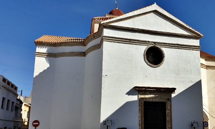 Church of Saint Sebastian (Olula del Rio - Almeria)
