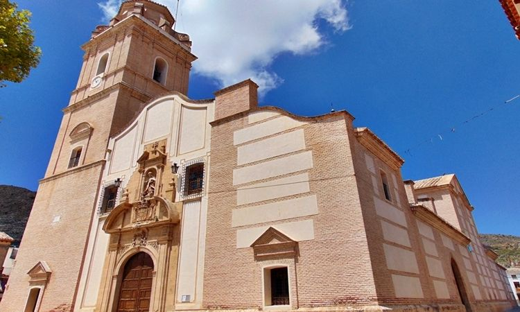 Basilica of the Mercedes (Oria - Almeria)