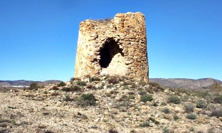 Watchtowers (Oria - Almeria)