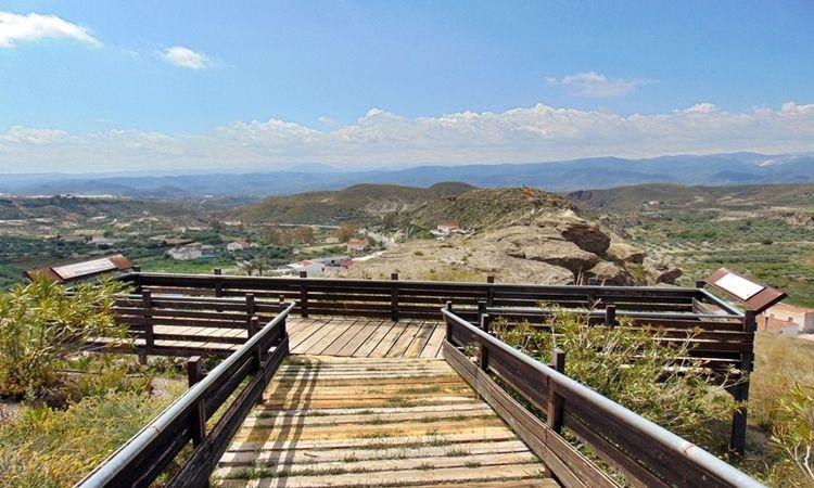 Partaloa Viewpoint (Partaloa - Almeria)