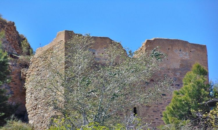 Alcazaba of Purchena (Purchena - Almeria)