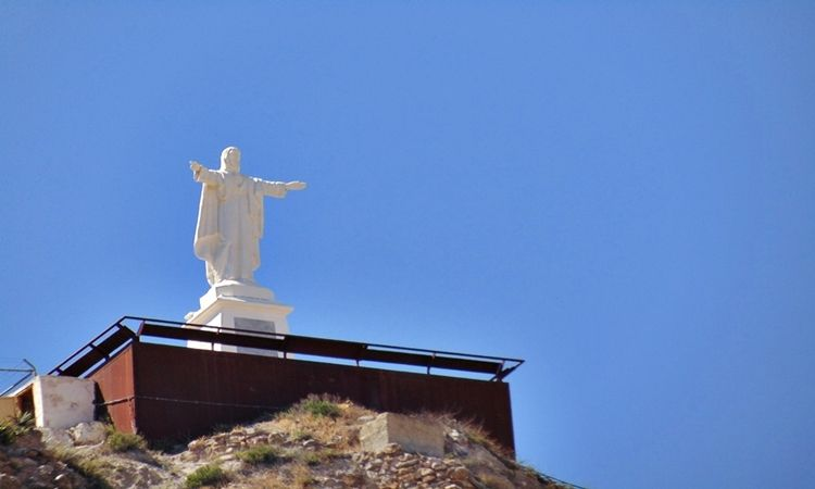 La Silveria Viewpoint (Purchena - Almeria)