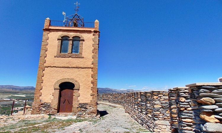 Nasrid Castle (Seron - Almeria)