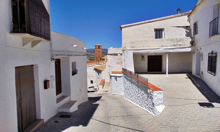 Real Street (Seron - Almeria)