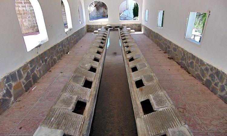 Public Laundry (Somontin - Almeria)