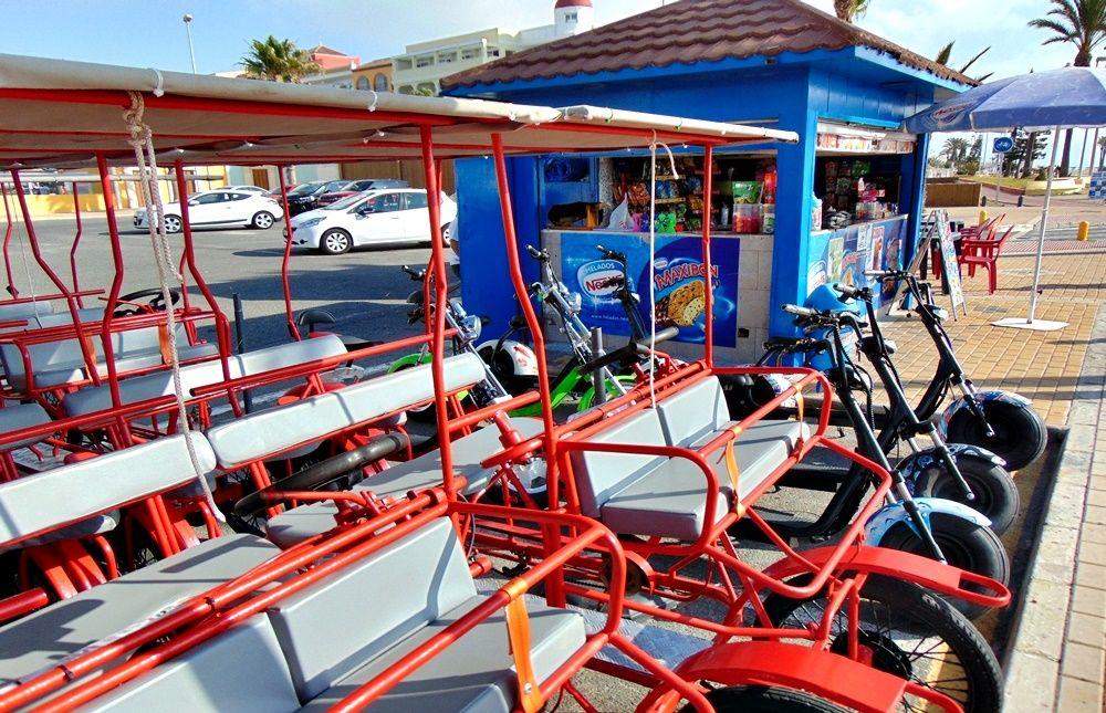 Kiosco Mediterráneo - Roquetas de Mar