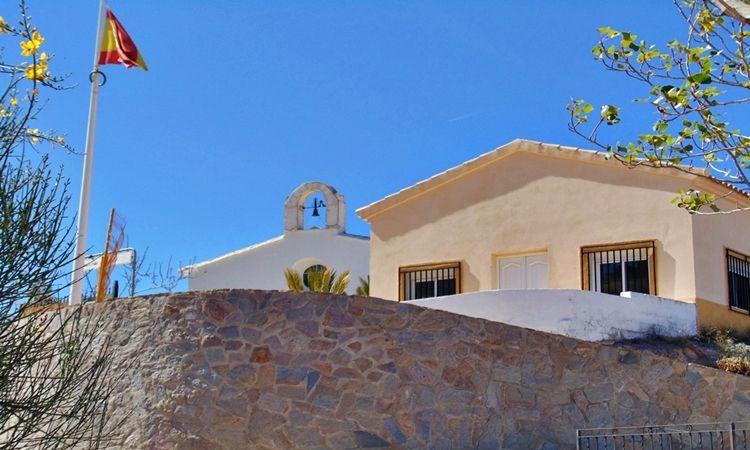 Saint Roque Hermitage (Sufli - Almeria)