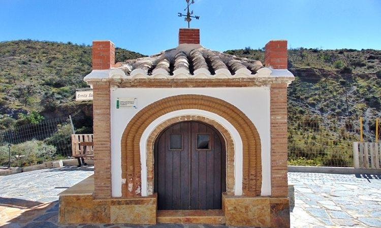 The Cross Hermitage (Sufli - Almeria)
