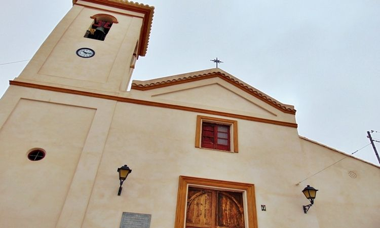 Saint Joseph Church (Taberno - Almeria)