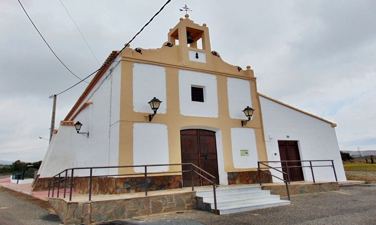 Church of Los Llanos (Taberno - Almeria)