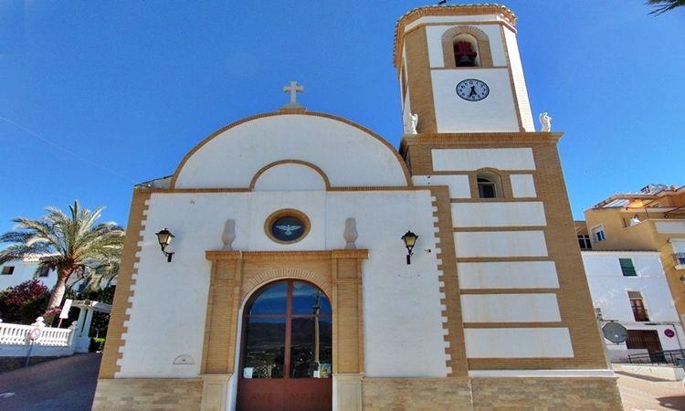 Virgin of Socorro Hermitage (Tijola - Almeria)