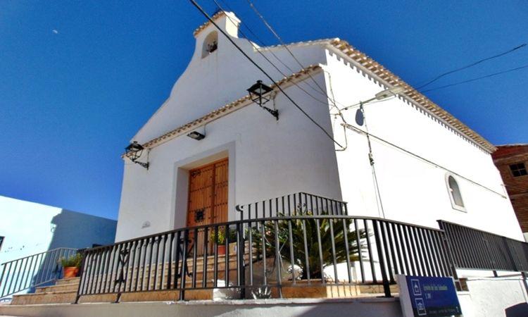 Saint Sebastian Hermitage (Tijola - Almeria)