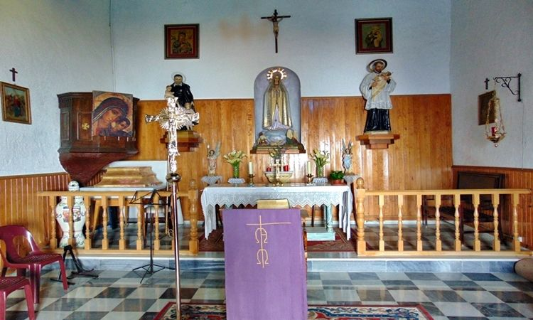 Saint Cayetano Hermitage (Tijola - Almeria)