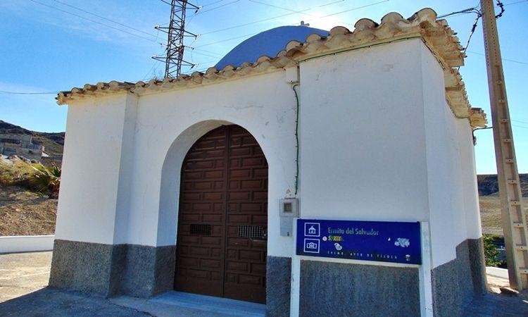 El Salvador Hermitage (Tijola - Almeria)