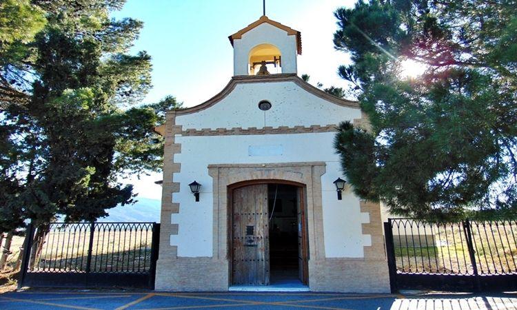 Mary Help of Christians Hermitage (Cela - Tijola - Almeria)