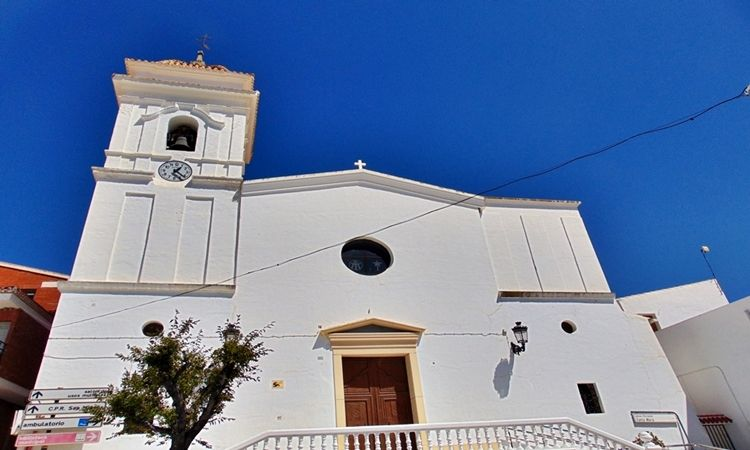 Church of Saint Mary (Urracal - Almeria)