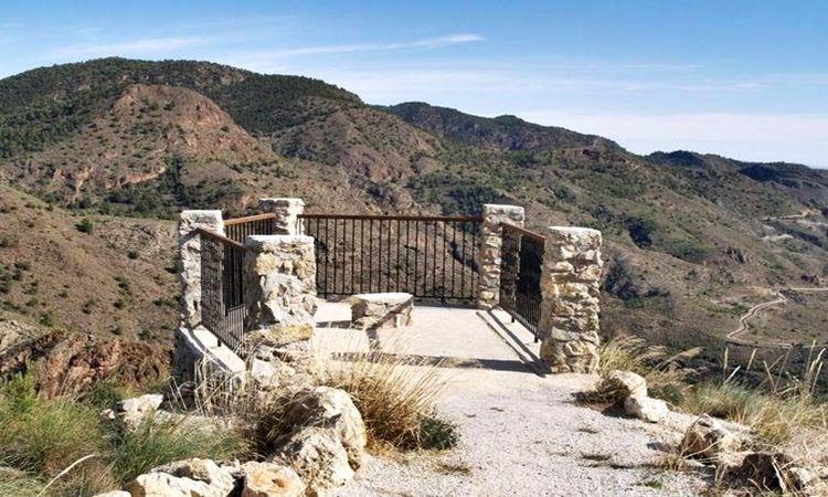 La Cerra Viewpoint (Urracal - Almeria)