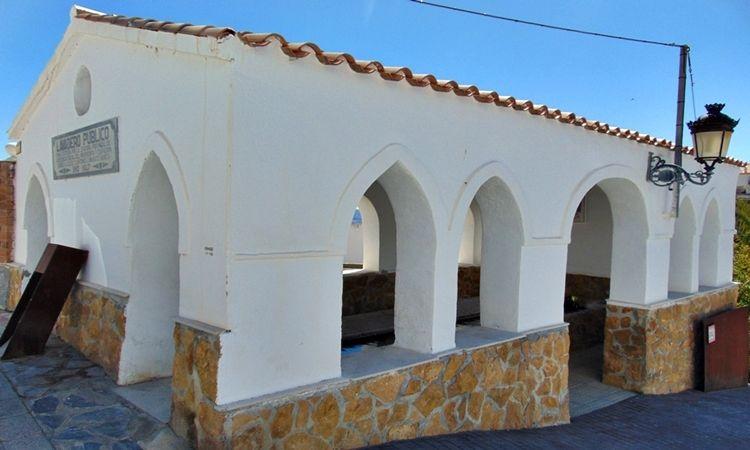 Public laundry (Urracal - Almeria)