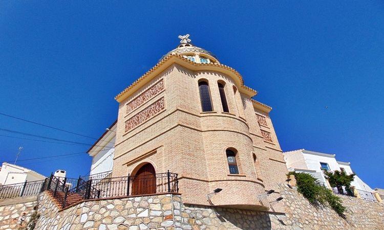 The Calvary Hermitage (Zurgena - Almeria)