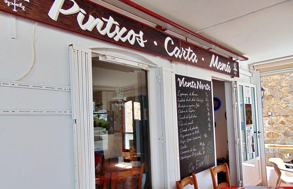 Restaurante Viento Norte - Mojácar (Almería)