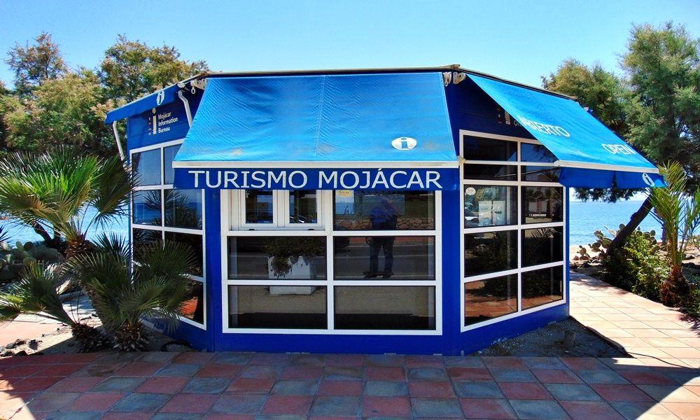 Oficina de Turismo de Mojácar Playa