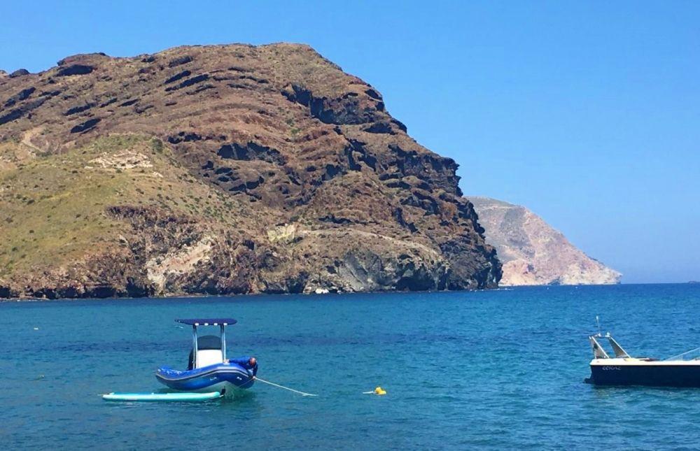 Al Abordaje del Cabo - Las Negras (Cabo de Gata - Almería)