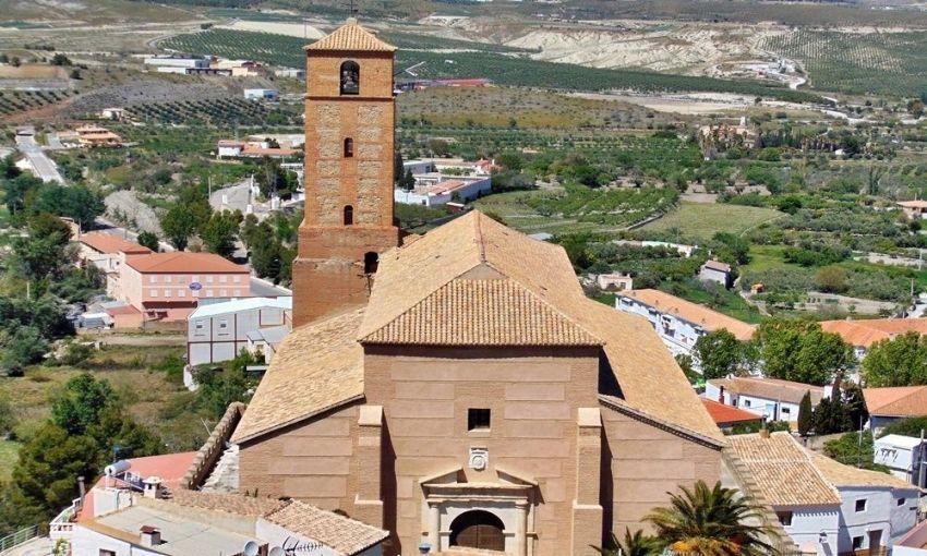 Iglesia de la Anunciación (Serón - Almería)