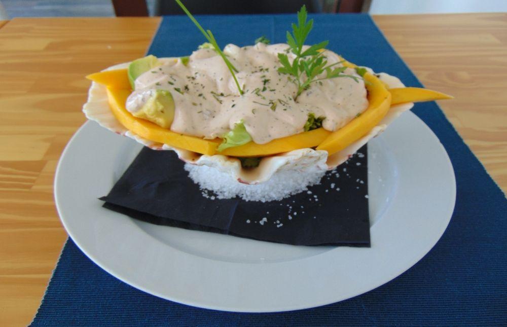 El Boliche seafood restaurant - Roquetas de Mar