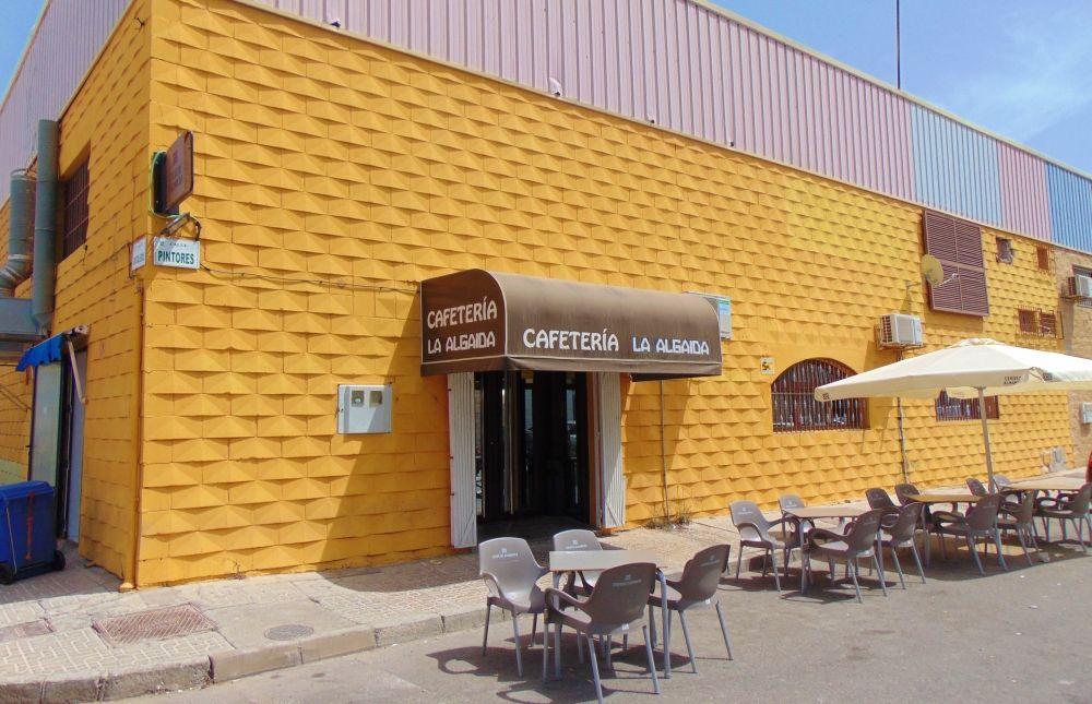 La Algaida Cafe - Roquetas de Mar (Almeria)