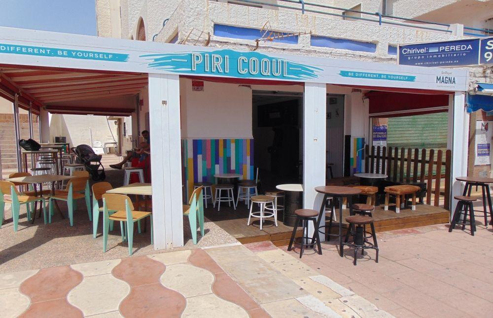 Piri Coqui - Roquetas de Mar