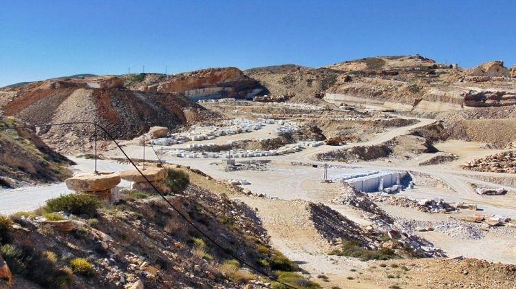 Cantera de mármol (Macael - Almería)