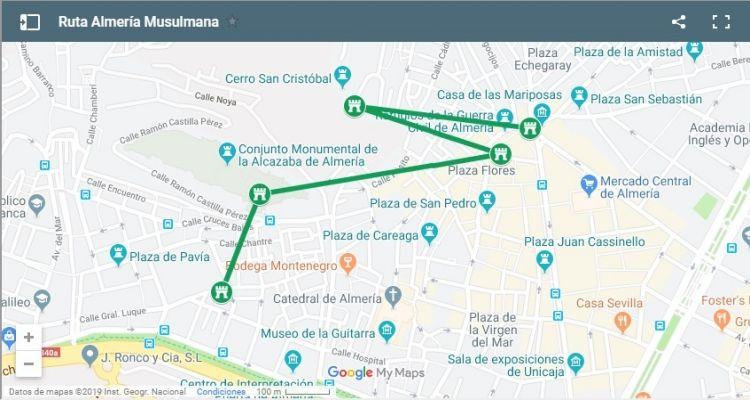 Ruta Almería Musulmana