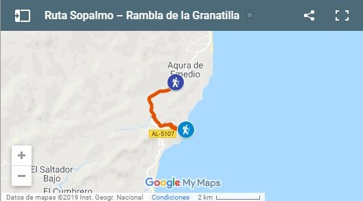 Sopalmo - La Granatilla