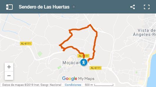 Sendero de Las Huertas