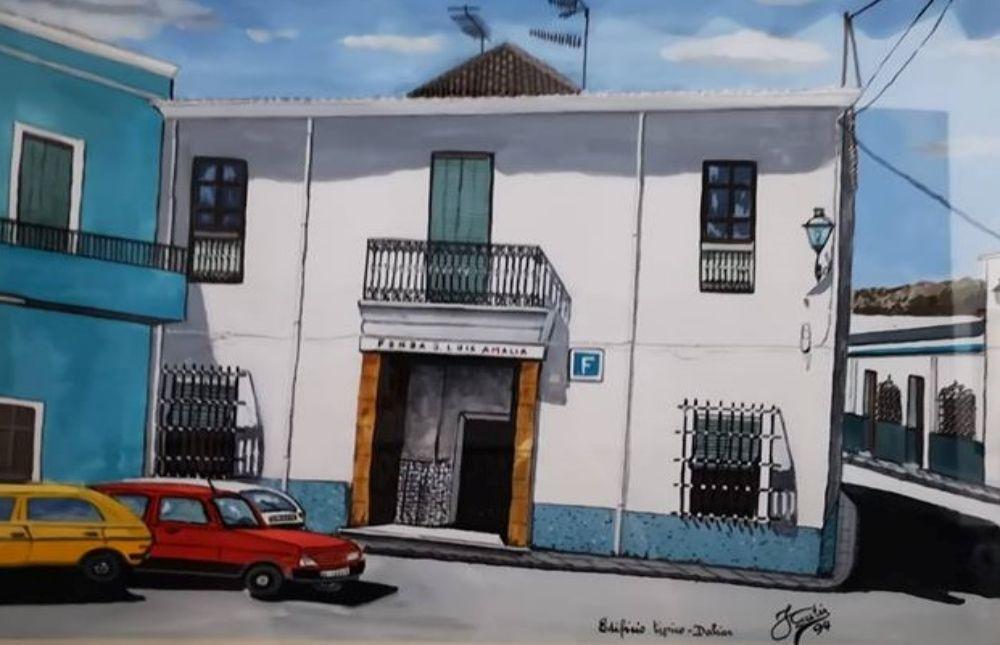 Casa Amalia Lodge - Dalias (Almeria)