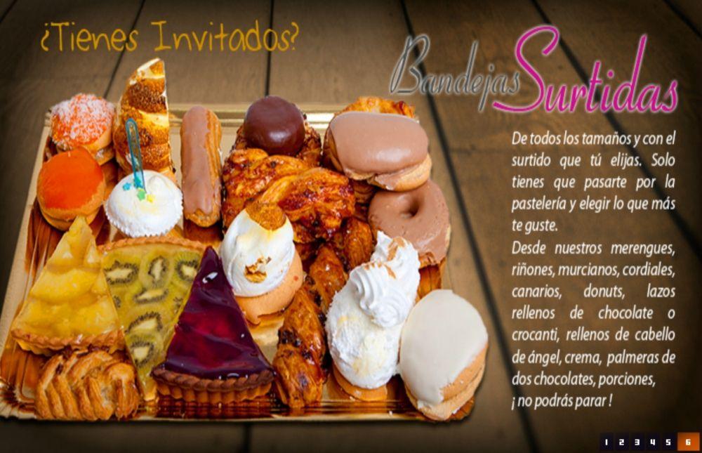 Escobar pastry shop - Dalias (Almeria)