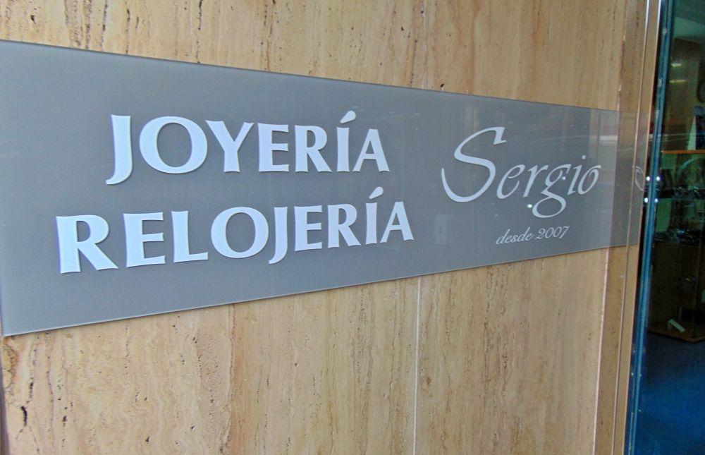 Joyería Sergio - El Ejido (Almería)