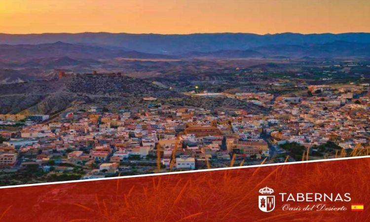 Tabernas – Oasis del desierto (Almería)