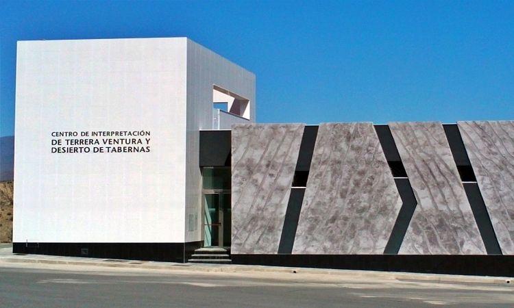 Centro de Interpretación Terrera Ventura (Tabernas - Almería)