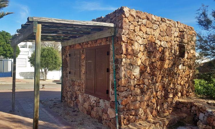 Punto de Información Turística de La Isleta del Moro (Cabo de Gata - Almería)