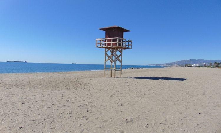 Playa Quitapellejos (Palomares - Cuevas del Almanzora)