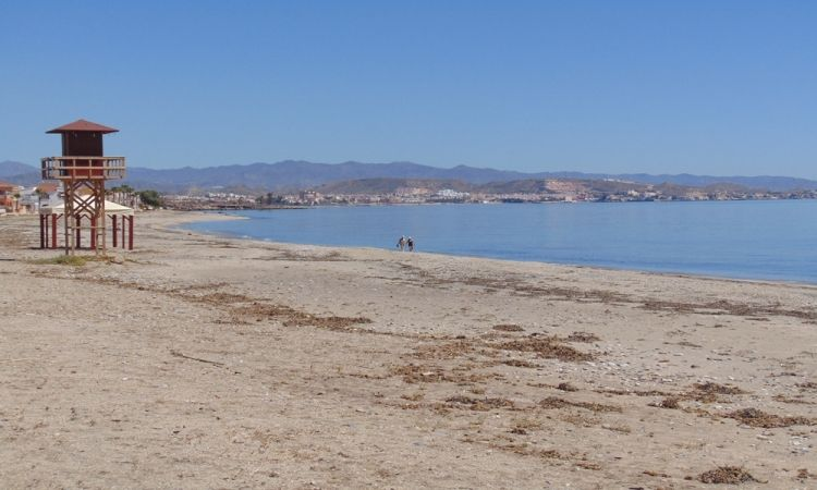 Playa Pozo del Esparto (Cuevas del Almanzora)