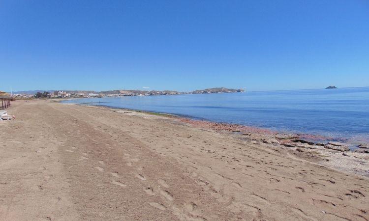 Los Nardos Beach (Pulpi - Almeria)