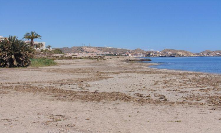 Playa la Entrevista (Pulpí - Almería)