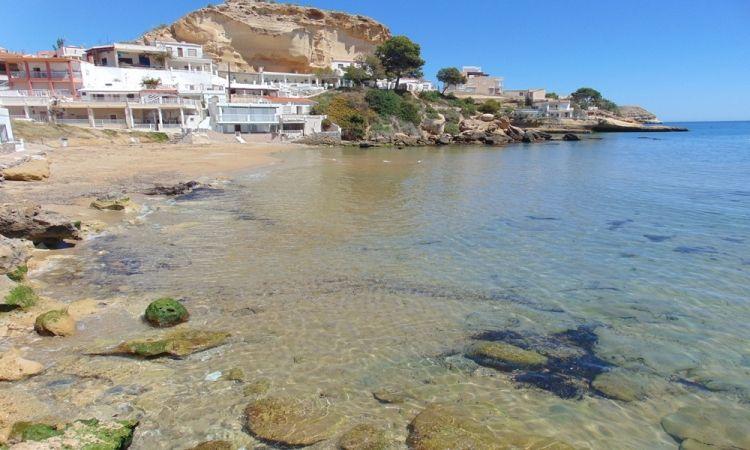 Cala El Rincón de los Nidos (Pulpí - Almería)